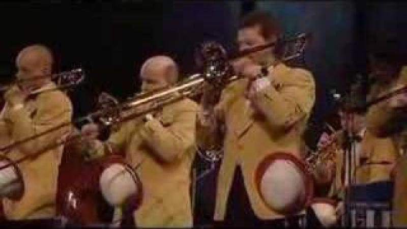 Glenn Miller Orchestra directed by Wil Salden - Little Brown Jug