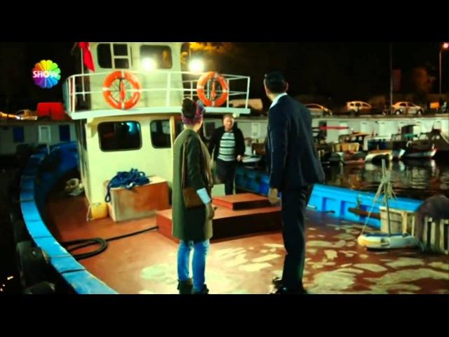 Fatih Harbiye 45. Bölüm Neriman 6 Macit Tekne Sahnesi