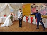Тамада Уфа. Волшебная Свадьба Ангелины и Марата. Ведущий и организатор шоу  Никита Вольф