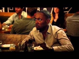 New Girl - S03E03 - Winston speaks 'African' (gibberish) :)