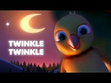 Twinkle Twinkle Little Star Nursery Rhymes Lullaby Sleeping Songs for Babies