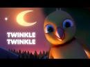 Twinkle Twinkle Little Star Nursery Rhymes Lullaby Sleeping Songs for Babies
