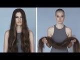 Headshave Women - Haircut Long to Short - Short Hair 2016