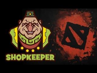 Дота 2 - Шоу Шопкипера - The Shopkeeper Show [Русская Озвучка]
