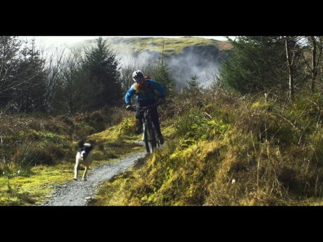 MBWales Mountain Biking in Cwm Rhaeadr, Carmarthenshire