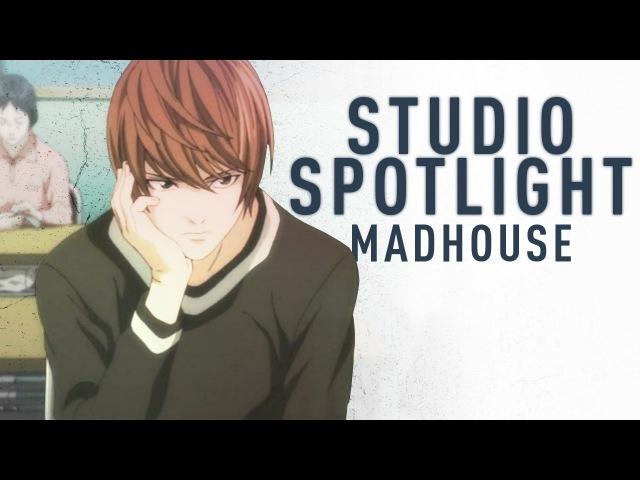 The Silent Fall of Studio Madhouse | Anime Studio Spotlight