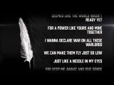 Black Holy Whiskey - My Bride (Lyric Video)
