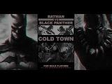 Бэтмен против Чёрной Пантеры | Batman vs Black Panther (DC vs Marvel Comics)