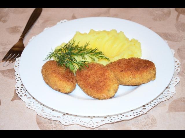Очень вкусные рыбные котлеты из хека в домашних условиях. Пошаговый рецепт | ДОМАШНИЕ РЕЦЕПТЫ