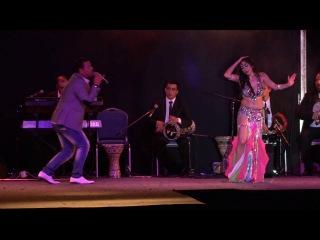 Shanan Junto a Sabri Taghian en EIDA 2016