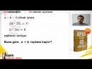 6 İlyas Güneş KPSS Matematik Çıkması Muhtemel Sorular 6 2016