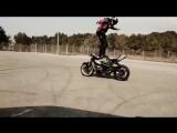 Трюки на мотоциклах. Стант (Bike Stunt)