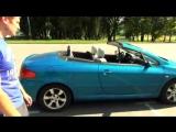 Авто обзор (Тест драйв,Анти тест-драйв) Peugeot 307 CC 2007 1.6 90 лс