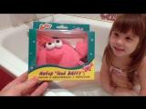 Катя и игрушки | купаемся в ванной с набором для купания Baffy | видео для детей FineTV