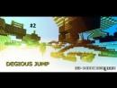 Непроходимая наркомания - Прохождение карты Degious jump для майнкрафт #11