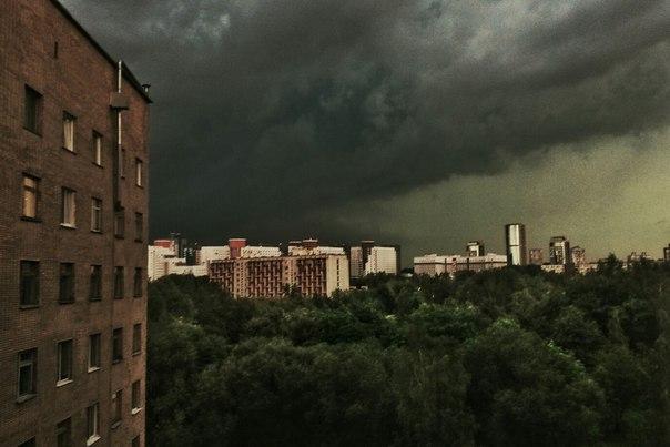 буря мглою небо кроет