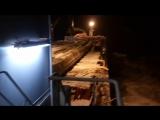 Просрали груз, 18 (осторожно мат) Load straps break spilling thousands tons of c