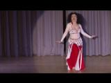 Artemis performing Baladi Akkordeon OTF on March 2016 6