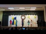 Міс колегіум♥ Конкурс дефіле