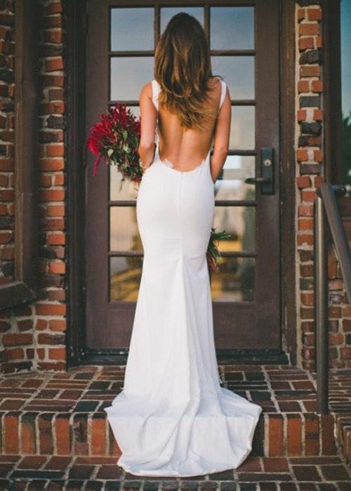 5RwunDJe3yg - Свадебные платья, изысканные и богемные (6 фото)