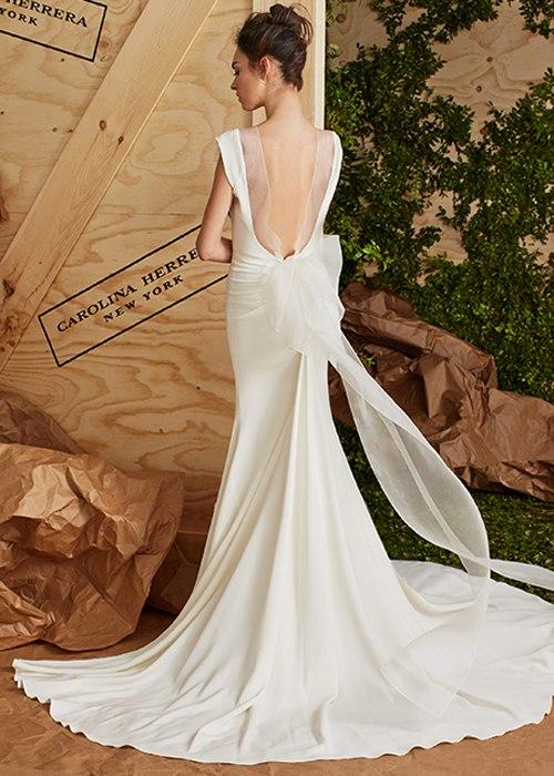zsxINUc9DKQ - Свадебные платья, изысканные и богемные (6 фото)