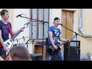 Dying Days - Home (Three Days Grace Cover) live in Zavolzhe 2016