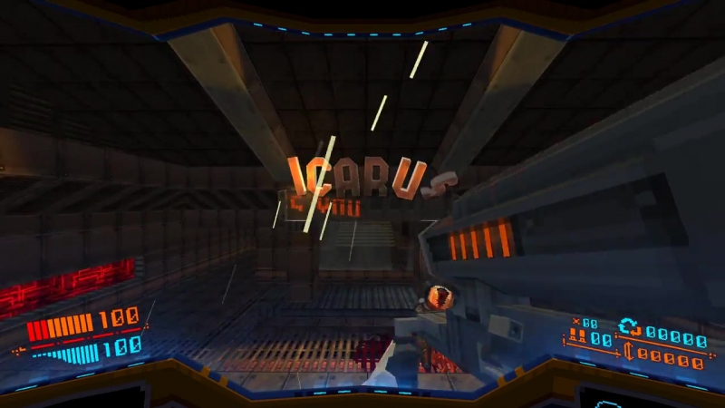 При предзаказе игры Strafe дадут оружие VV-1N!