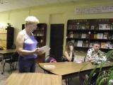 Олеся Евгеньевна читает ст.Ольги Комаровой