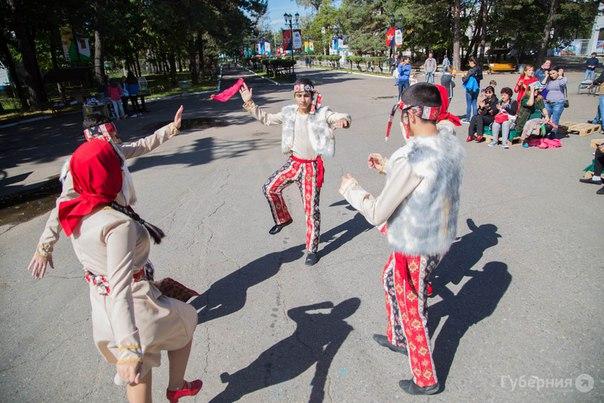 В минувшую субботу в Хабаровске состоялся фестиваль некоммерческих организаций «Добрый Хабаровск»