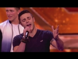 New Boy Band sing Leona Lewis Run - Boot Camp - The X Factor UK 2014