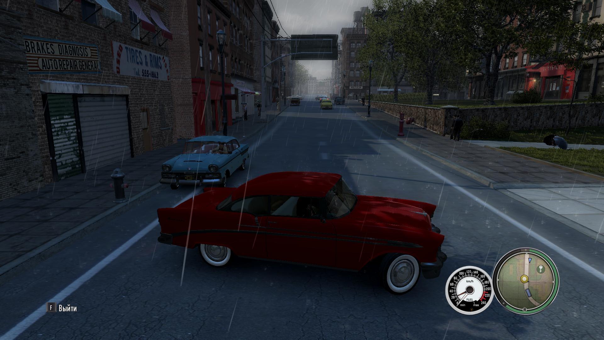 Mafia II - Расширенное издание (2010) PC - Скриншот 2