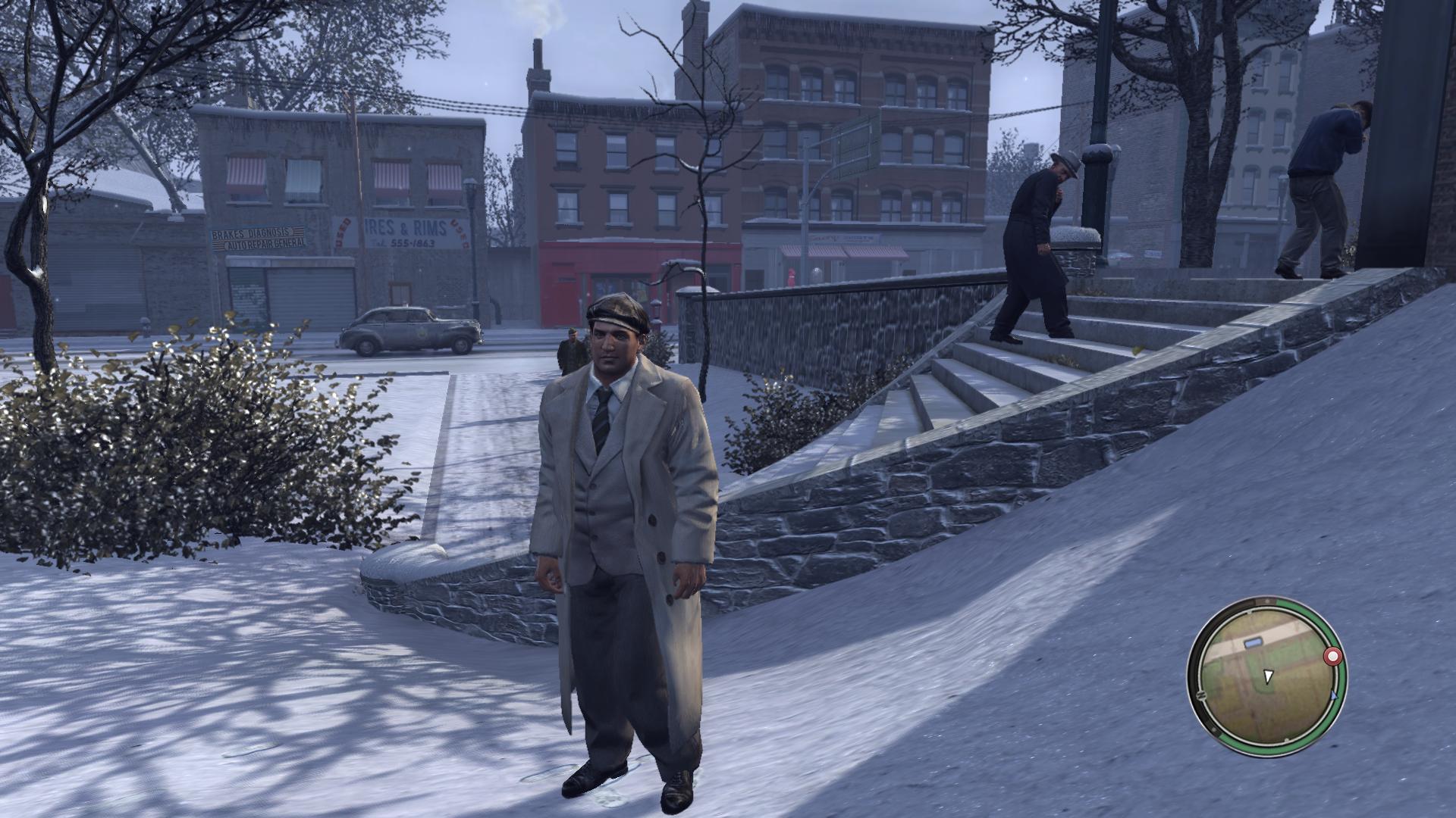 Mafia II - Расширенное издание (2010) PC - Скриншот 1