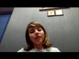 Как я пою песню Кристины Соловей