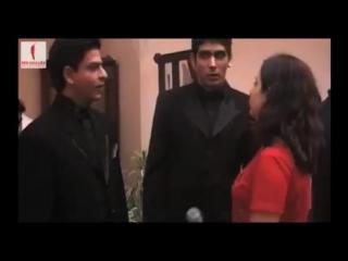 Main Hoon Na - Making - Farah Khan - The Director - Shah Rukh Khan, Sushmita Sen