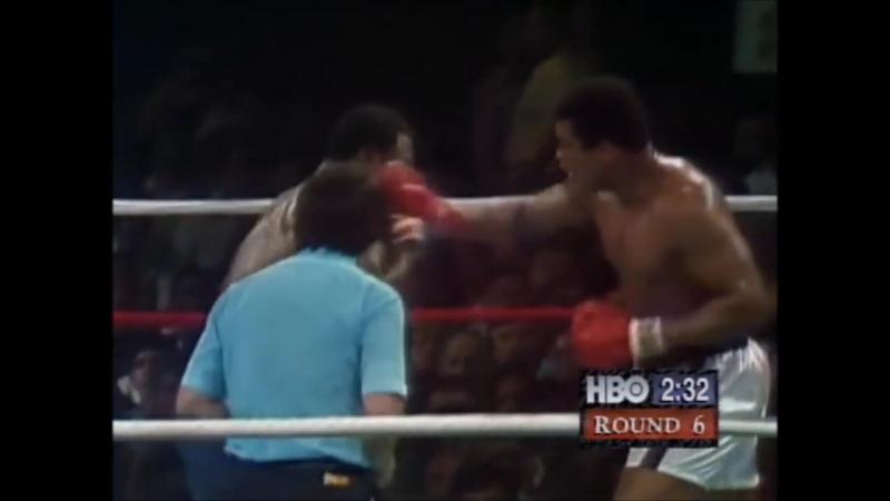 Легендарные бои — Али - Фрейзер 3 (Триллер в Маниле, 1975) - FightSpace