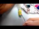 Дизайн ногтей. Маникюр. Винтажные розы. Nail design. Gel polish. Vintage roses. Shellac