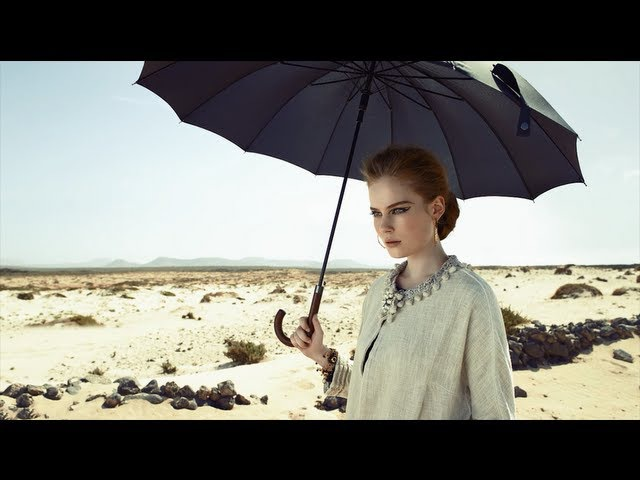 Frederico Martins Shapes Sunlight with Profoto Reflectors