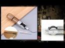 как сделать ручную швейную машинку для кожи своими руками Hand sewing machine for leather