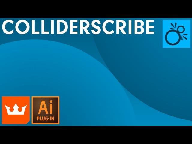 ColliderScribe | Precise Alignment Plug-in for Adobe Illustrator