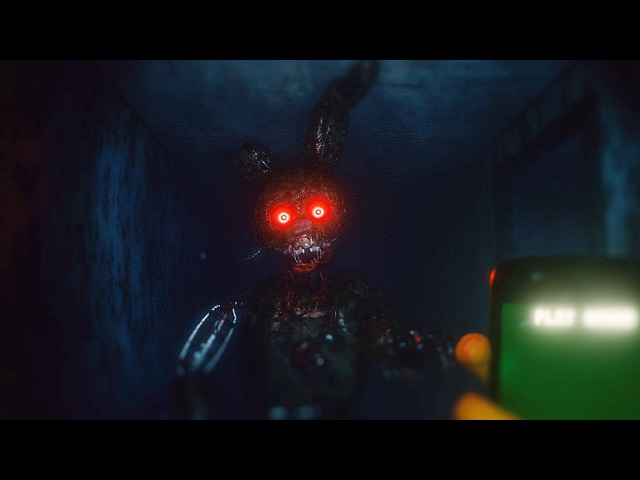 The Joy of Creation Halloween Edition | Gameplay Teaser
