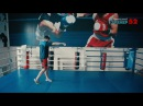 Удар почтальона или комбинация раз раз два Урок бокса