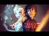 Fire meet Gasoline Elsa&ampHiccup #