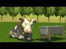 Трактор Том 1 сезон 12. В поисках сокровищ