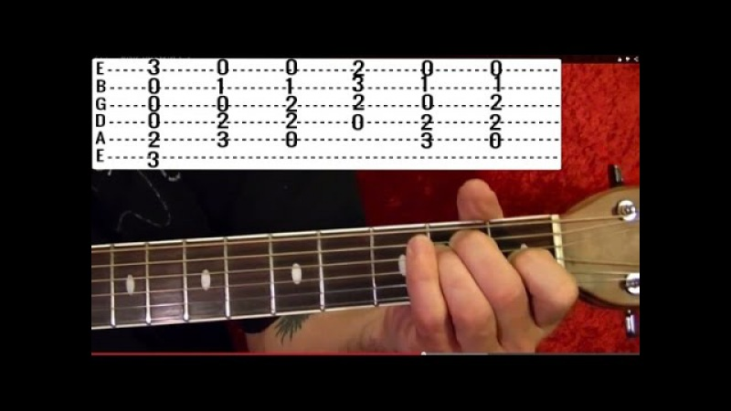 Let It Be by THE BEATLES - Guitar Lesson - Paul McCartney - John Lennon
