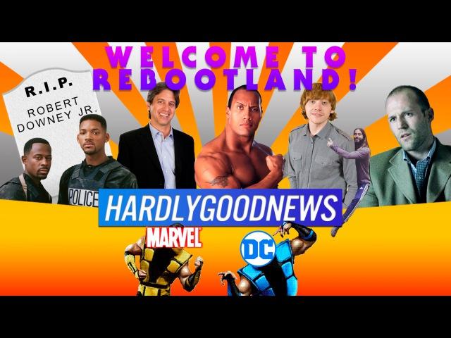 Откровения Marvel, ребуты ... HardlyGoodNews (22.08 - 28.08)