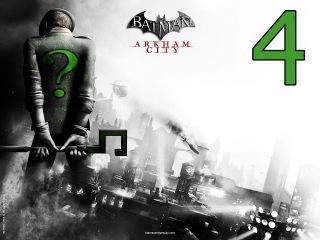 Batman Arkham City Доп Миссии 4-Выкуси, Загадочник