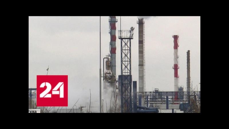 Москву накрыла пелена выхлопных газов