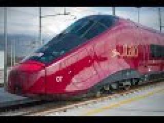 Мегазаводы Поезд Alstom National Geographic HD