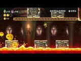 New Super Luigi U (World 6-Castle Roy's Ironclad Castle)