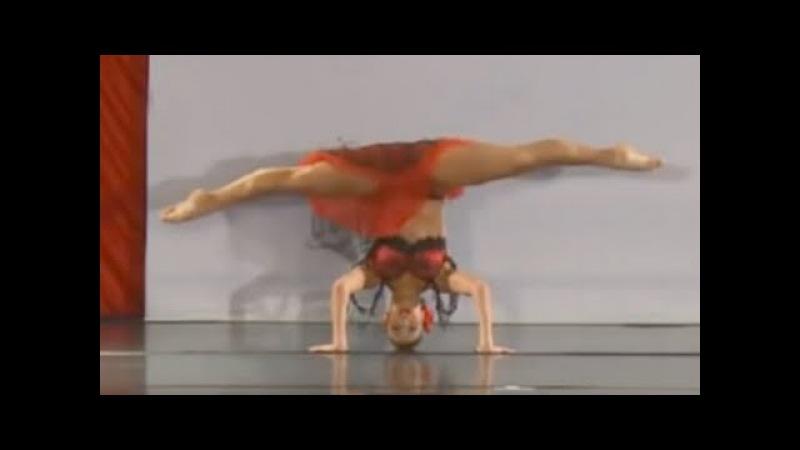 Simrin Player - She Lives (solo for senior best dancer at The Dance Awards 2016)